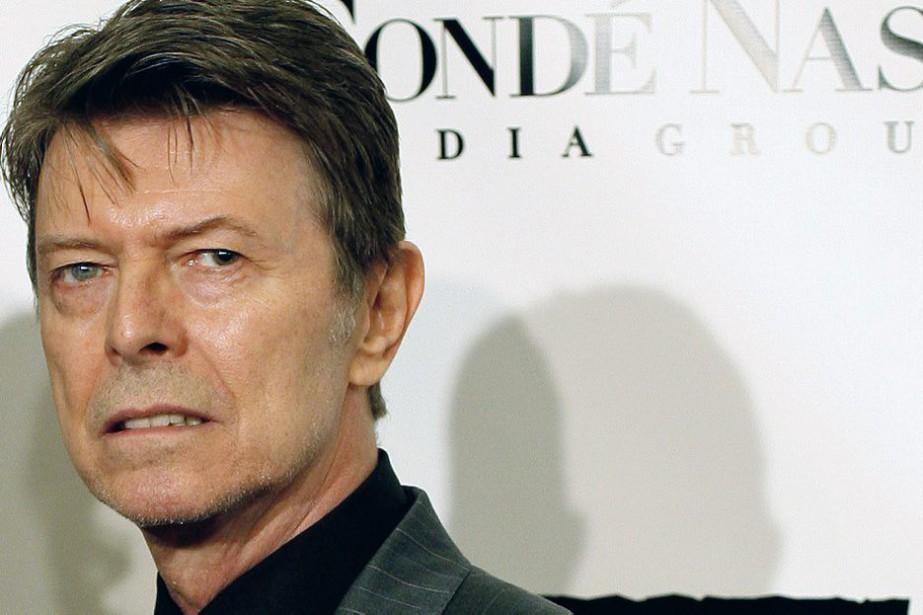 David Bowie en octobre 2007.... (PHOTO ARCHIVES AP)