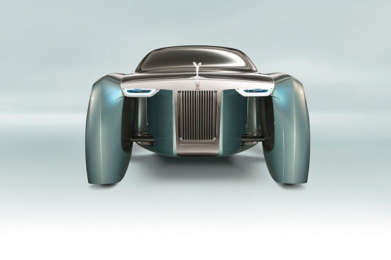 Le projet Vision 100 de Rolls-Royce (Photo fournie par le constructeur)