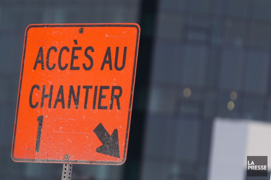 Une grève chez les ingénieurs du gouvernement du... (PHOTO OLIVIER JEAN, ARCHIVES LA PRESSE)