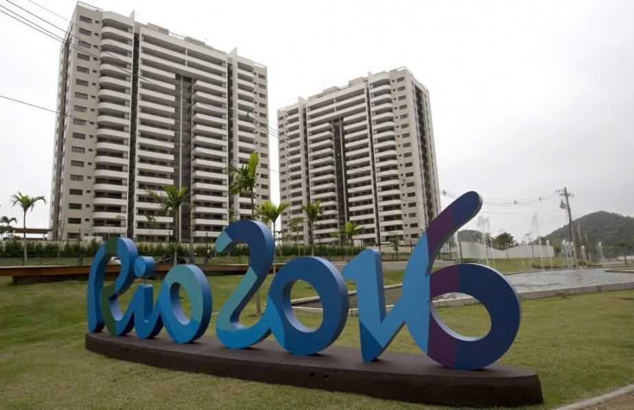 À quelques semaines seulement des Jeux olympiques... (Photo Silvia Izquierdo, AP)