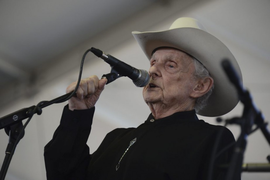 Ralph Stanley... (PHOTO ROBYN BECK, ARCHIVES AFP)