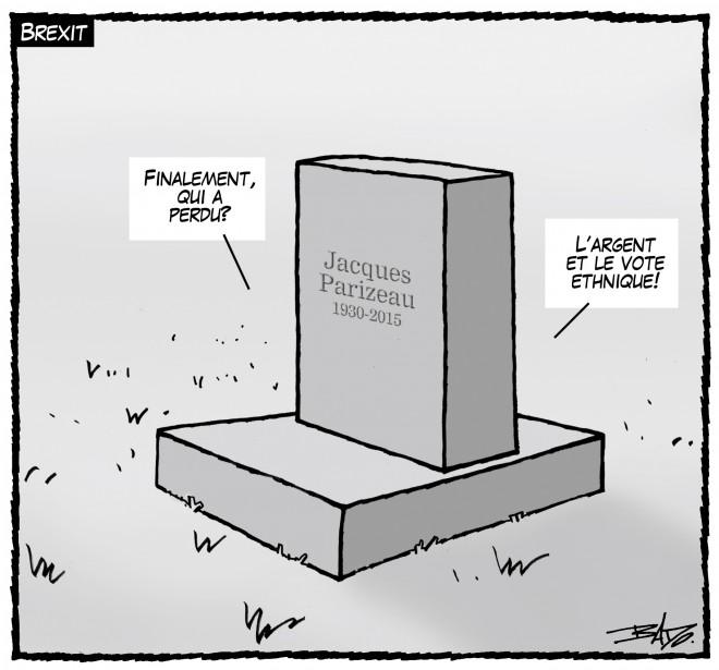 Les caricatures du jour for 25 juin 2016