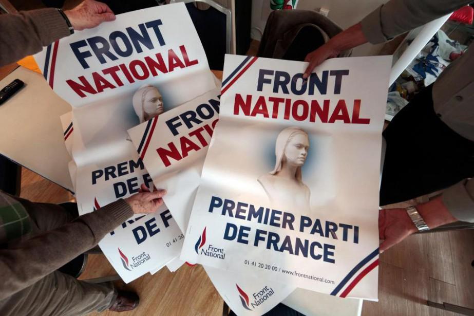 Trois militants du Parti québécois (PQ) se sont rendus en... (Photo Reuters)