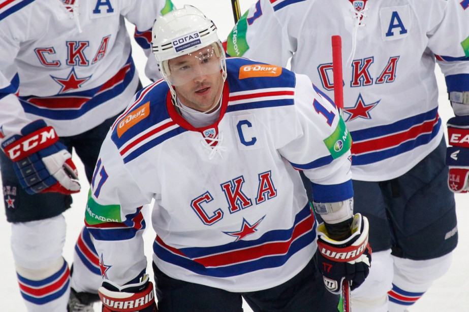 Le nom d'Ilya Kovalchuk a été mentionné dans... (PHOTO MAXIM SHEMETOV, ARCHIVES REUTERS)