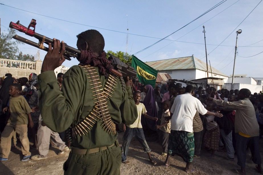 Onze personnes ont été tuées samedi dans une nouvelle attaque des... (Photo AFP)