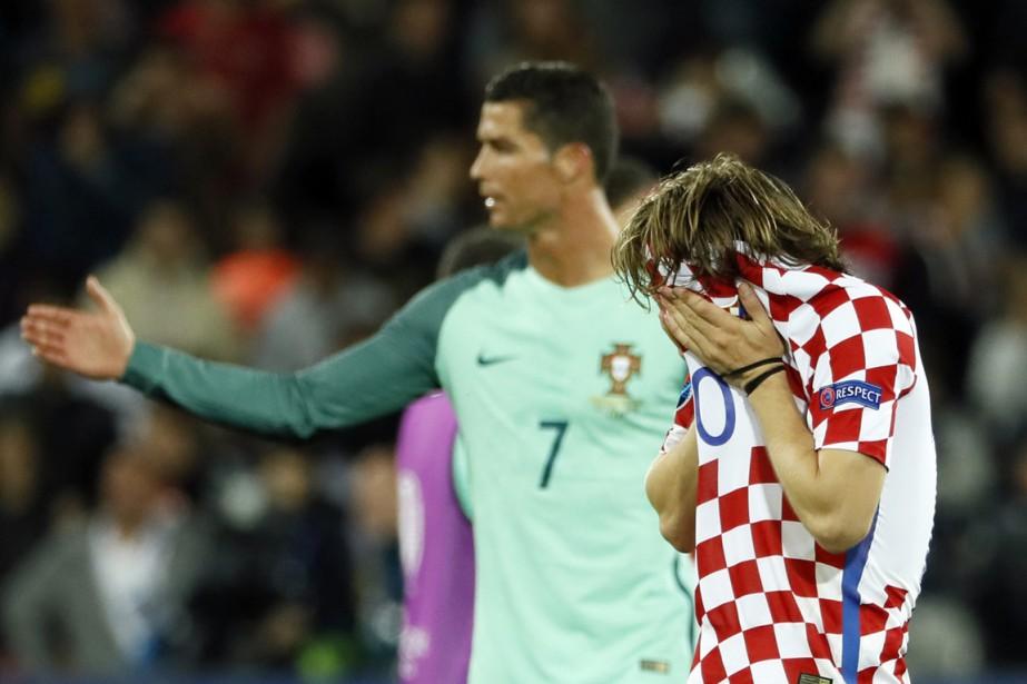 Avec l'élimination de la Croatie, l'Euro-2016 perd des... (Photo Reuters)