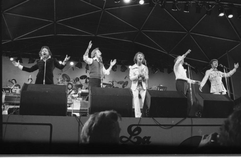 Le spectacle 1 fois 5, dont on fête... (Photo René Picard, archives La Presse)
