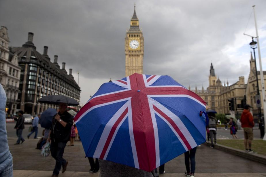 Le Royaume-Uni pourrait ne «jamais» déclencher sa sortie de... (Photo AFP)