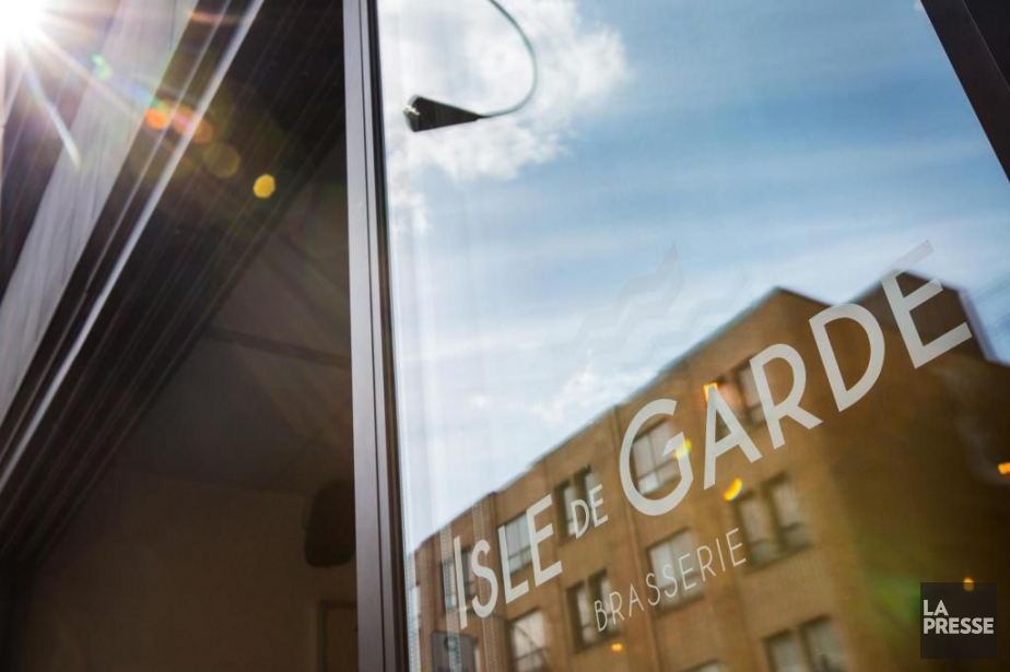 La brasserie Isle de Garde pourra enfin brasser... (PHOTO ÉDOUARD PLANTE-FRÉCHETTE, LA PRESSE)