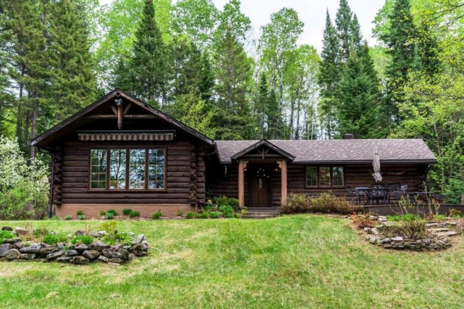 Cette maison de Saint-Sauveur a été vendue 225... (Photo fournie par la courtière)