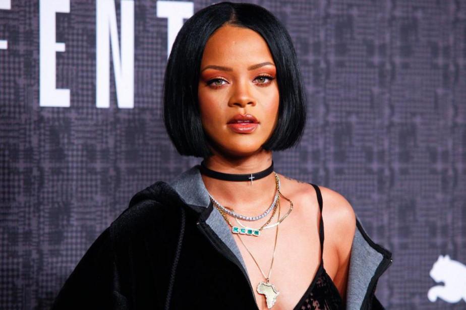 La voix de la chanteuse Rihanna se fait... (photoAndy Kropa, archives associated press)