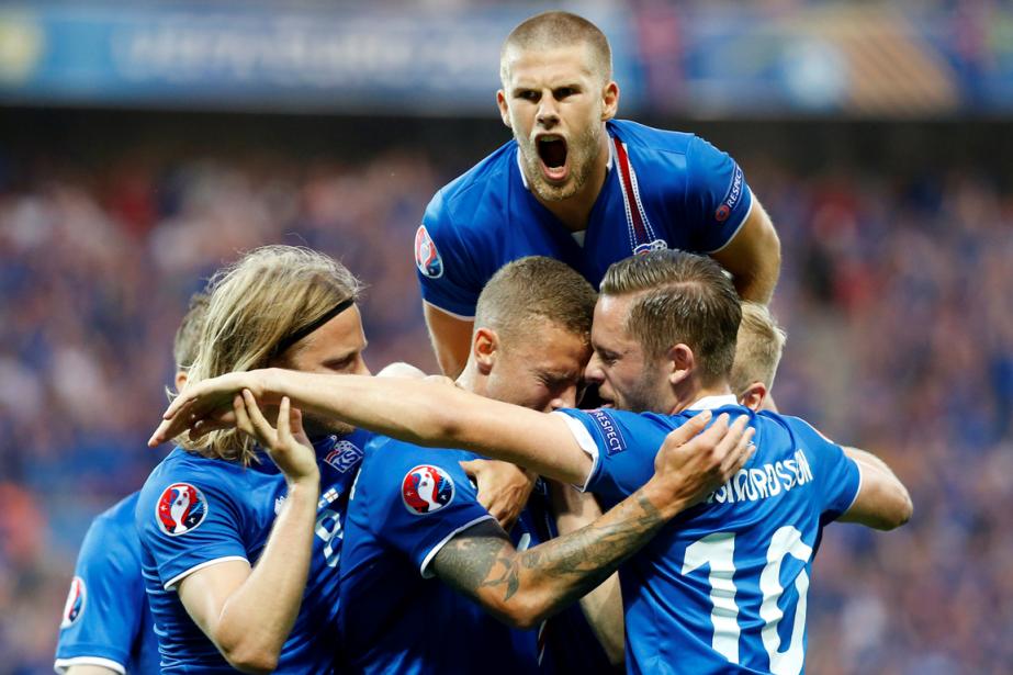 L'Islande a causé une énorme surprise, lundi, en... (Photo Eric Gaillard, Reuters)