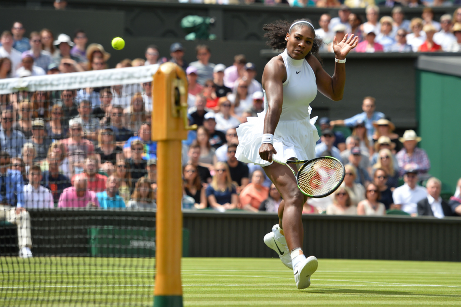 Serena Williams... (Photo Glyn Kirk, AFP)