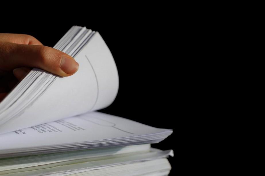 Vous voulez couler votre manuscrit? Présentez-le comme le... (PHOTO Thinkstock)