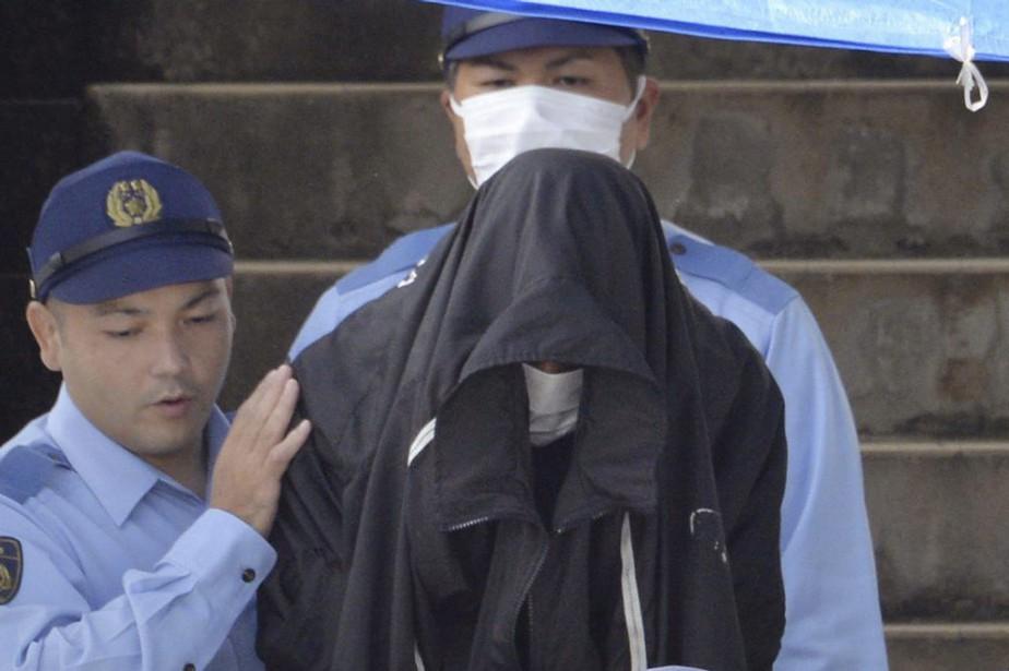 Kenneth Franklin Shinzatoavait déjà été mis en examen... (PHOTO Ryosuke Ozawa, AP)