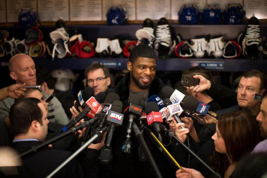 Le Canadien a annoncé hier qu'il avait échangé... (PHOTO OLIVIER PONTBRIAND, archives LA PRESSE)