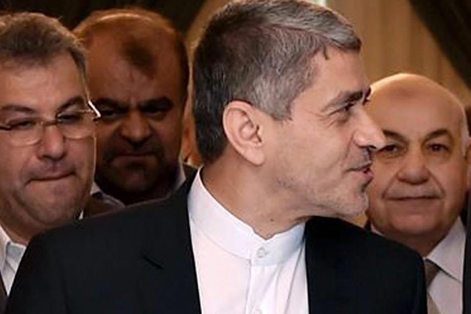 C'est le ministre de l'Économie Ali Tayebnia qui... (PHOTO ARCHIVES AP)