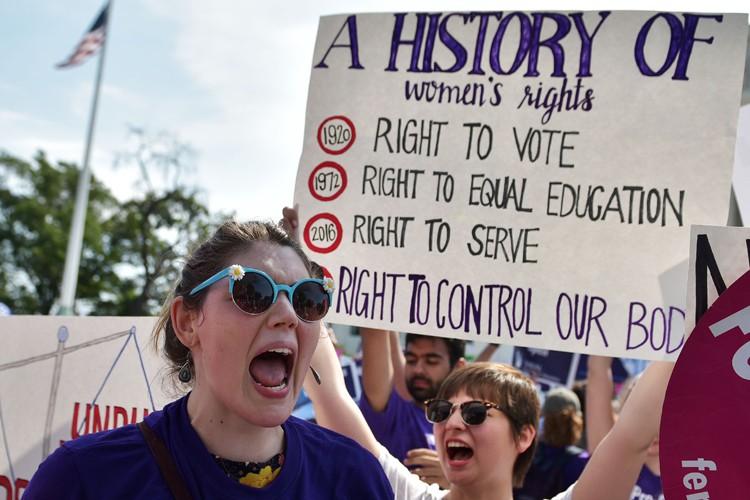 La Cour suprême des États-Unis a invalidé la... (PHOTO AFP)