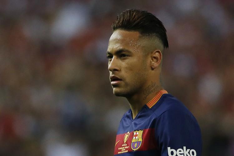 Neymar... (PHOTO REUTERS)