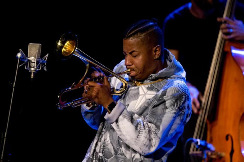 Le trompettiste Christian Scott se produira de nouveau... (PHOTO OLIVIER JEAN, LA PRESSE)