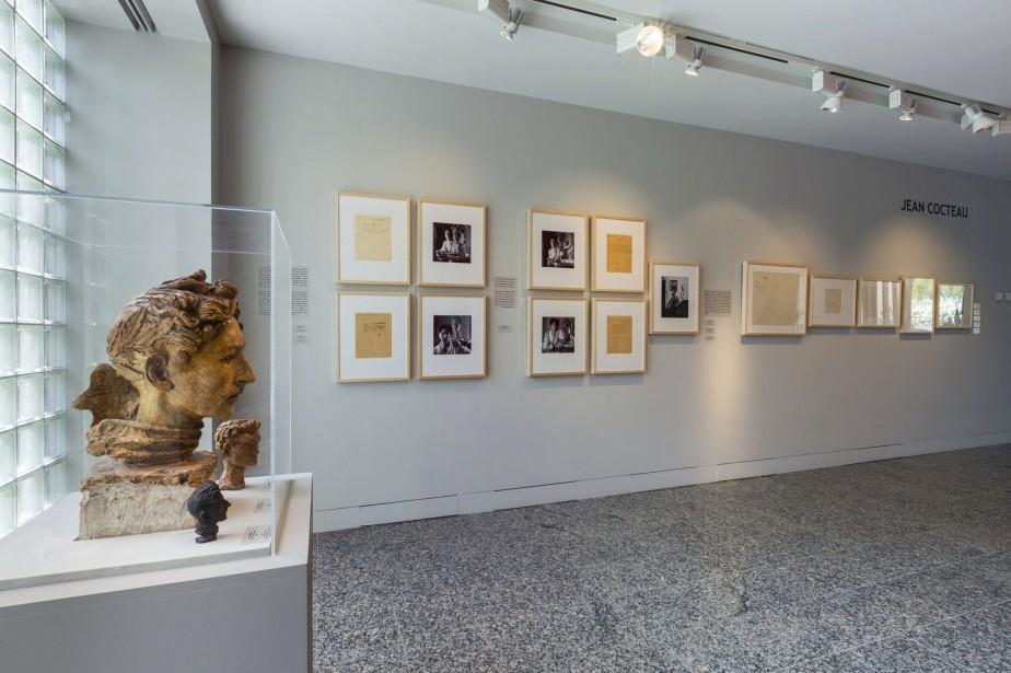 Vue de l'exposition <em>Fenosa et Picasso, une amitié</em>. (Photo Musée d'art contemporain de Baie Saint-Paul)