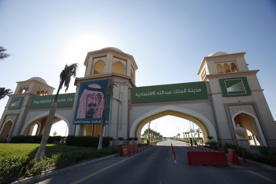 L'attentat a eu lieu àJeddah, en Arabie Saoudite.... (Photo The New York Times)