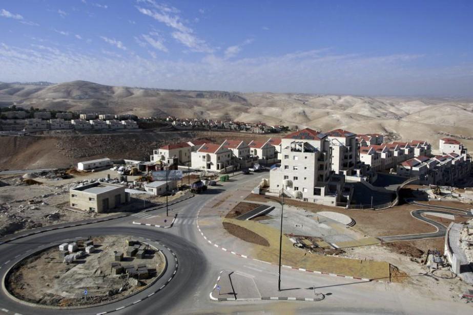 Les constructions doivent voir le jour dans la... (PHOTO AHMAD GHARABLI, ARCHIVES AFP)