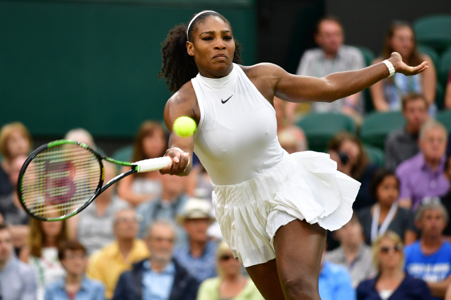 Serena Williams... (Photo Leon Neal, AFP)