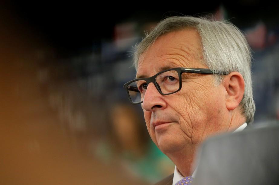 «Ceux qui ont provoqué ce résultat (le Brexit)... (Photo Reuters)