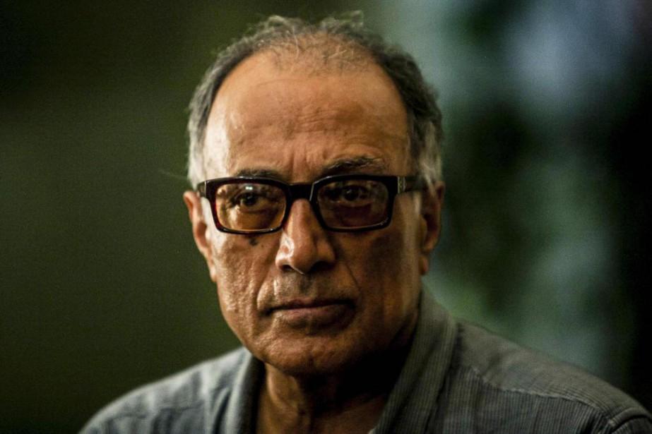 Outre sa quarantaine de films, le cinéasteAbbas Kiarostami... (photoJoaquin SARMIENTO, archives agence france-presse)