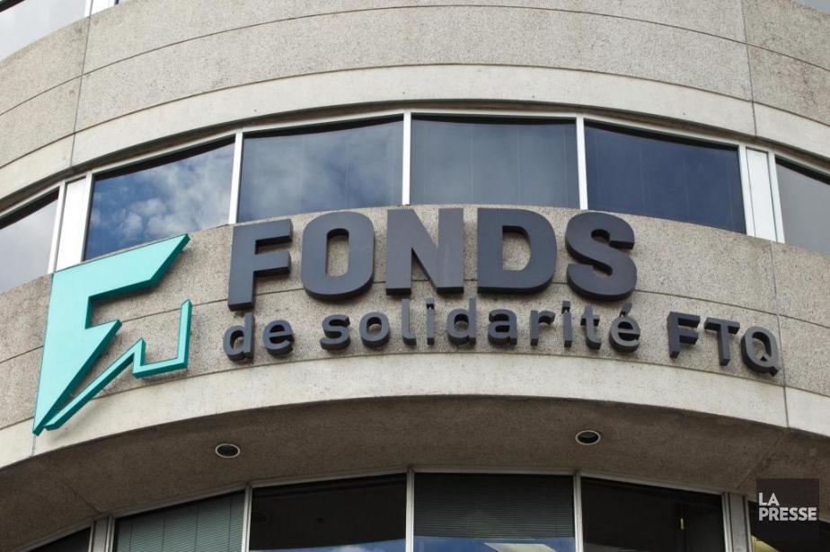 Le Fonds FTQ a annoncé au printemps sa... (Photo Hugo-Sébastien Aubert, Archives La Presse)