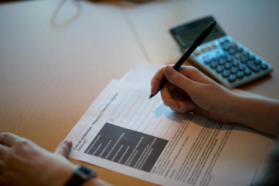 L'étude révèle que 31% des ménages avaient des... (Photo François Roy, Archives La Presse)