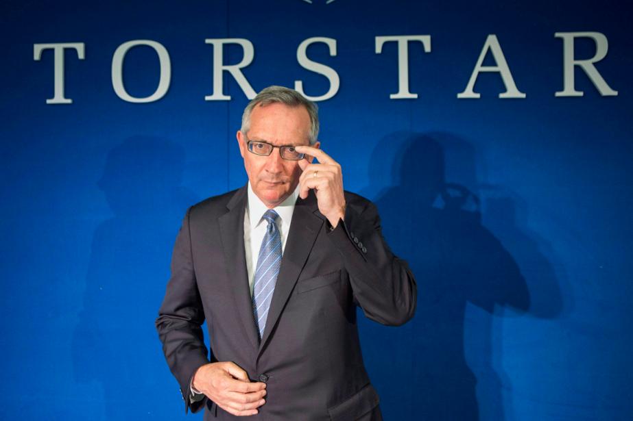 Leprésident et chef de la direction de Torstar,... (Photo Chris Young, archives La Presse canadienne)