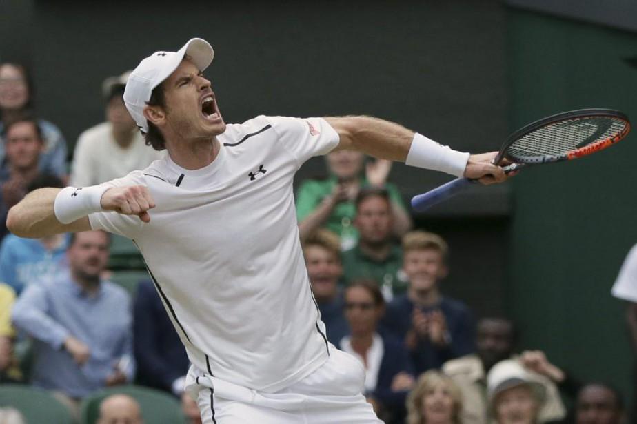 Andy Murray... (PHOTO Tim Ireland, AP)