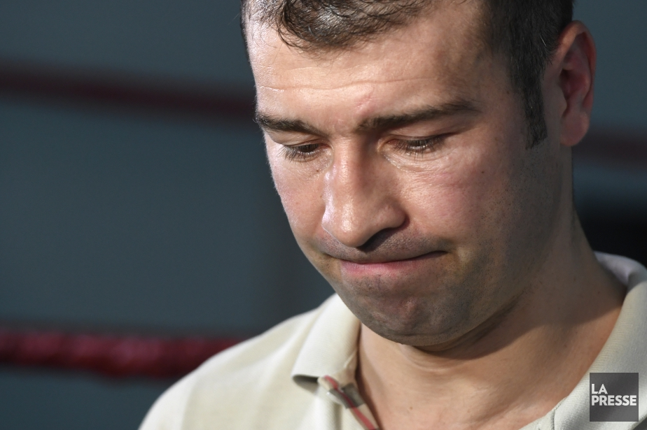 Lucian Bute... (PHOTO BERNARD BRAULT, ARCHIVES LA PRESSE)