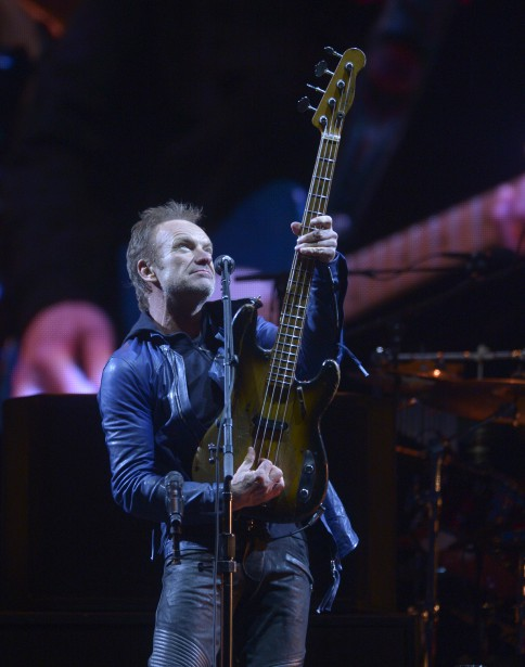 Sting (Le Soleil, Jean-Marie Villeneuve)