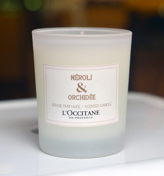 Bougie Néroli & Orchidée (34 $) (Le Soleil, Jean-Marie Villeneuve)