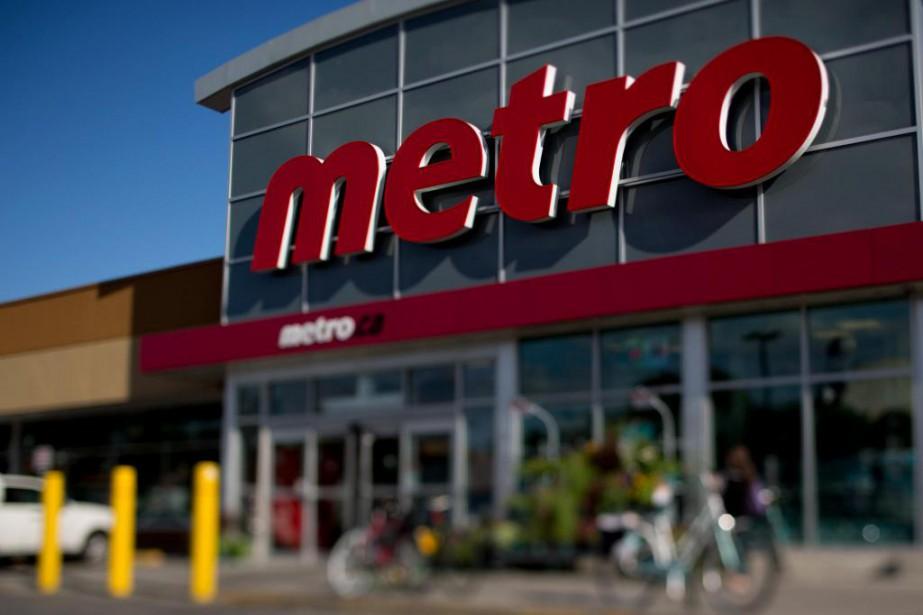 Depuis 2013, l'action de Metro a doublé sa... (PhotoBrent Lewin, Archives Bloomberg)