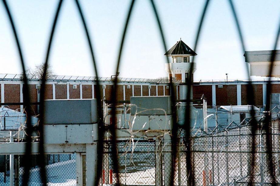 La prison fédérale dePrince Albert, en Saskatchewan... (Archives La Presse Canadienne)