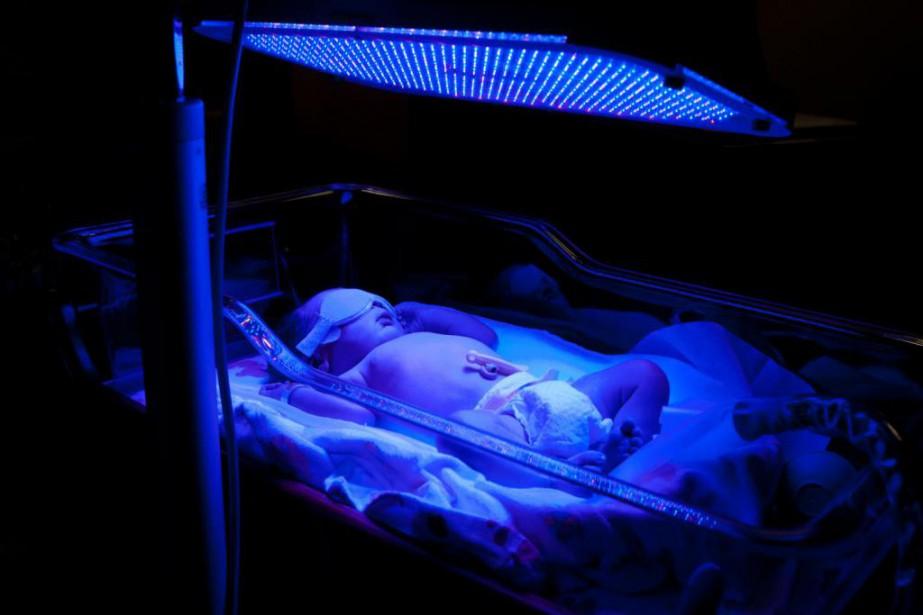 Environ 1 bébé californien sur 6 recevait de... (Photo Thinkstock)