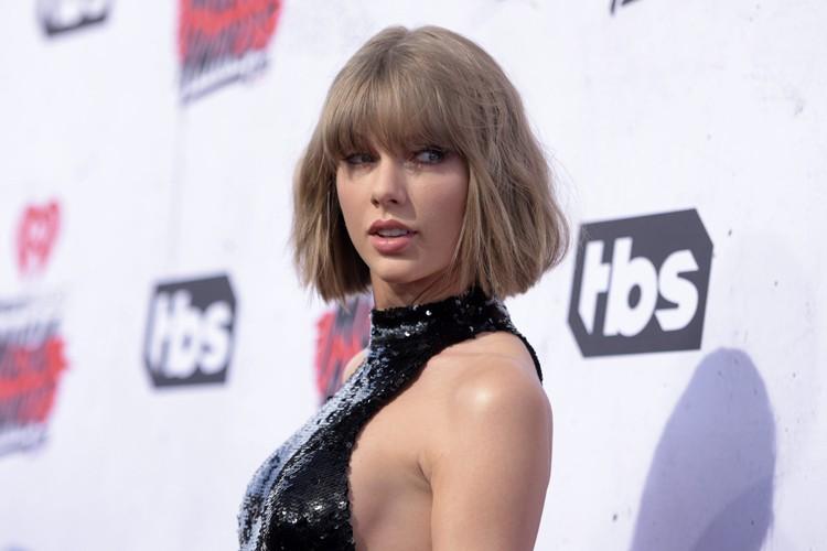 Taylor Swift... (PHOTO AP)