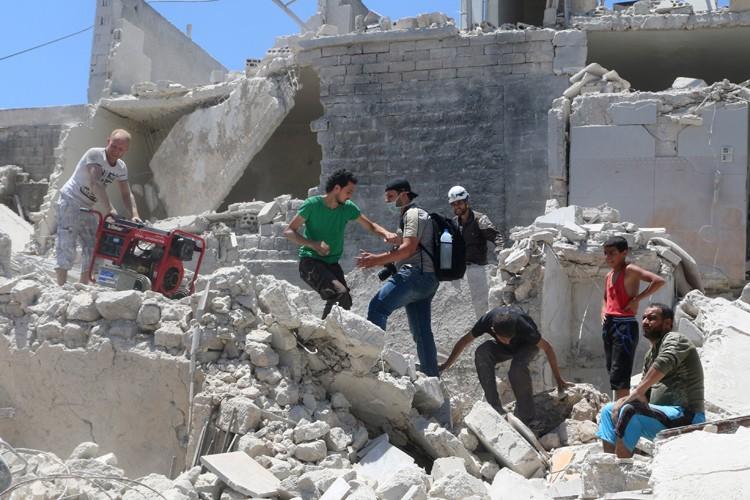 Deuxième ville de Syrie et l'un des principaux... (PHOTO REUTERS)