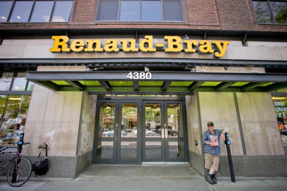 Renaud-Bray refuse de divulguer ses chiffres de vente... (PHOTO DAVID BOILY, ARCHIVES LAPRESSE)