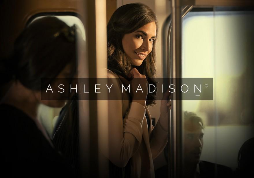 La nouvelle image du site Ashley Madison.... (Photo CNW Group / Avid Life Media)
