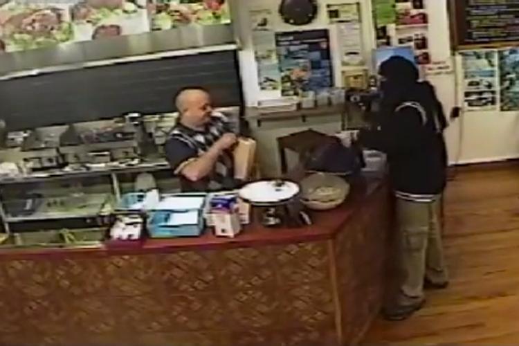 Un vendeur de kebabs de Nouvelle-Zélande... (Capture d'écran tirée de YouTube)
