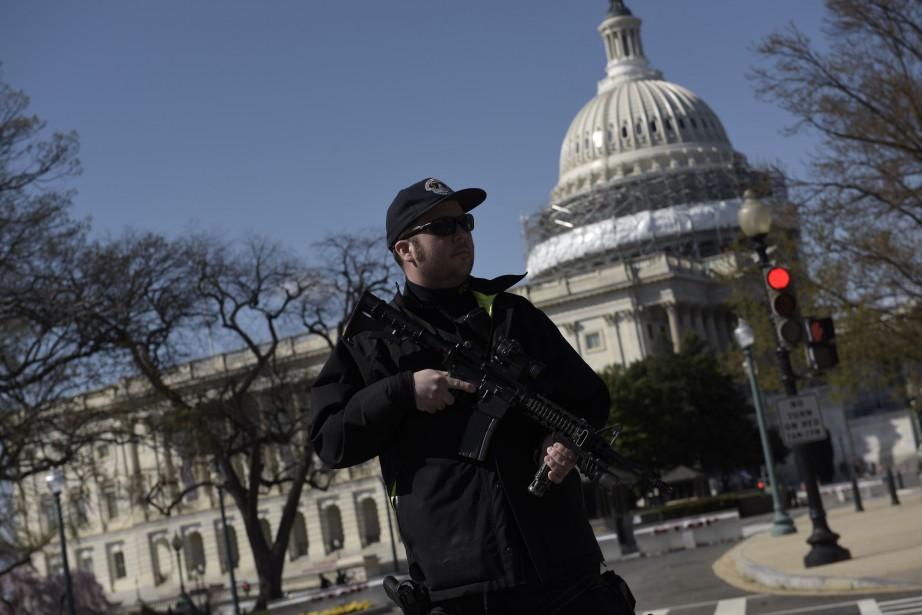 C'est la deuxième fois en quelques jours qu'un... (PHOTO Brendan SMIALOWSKI, ARCHIVES AFP)