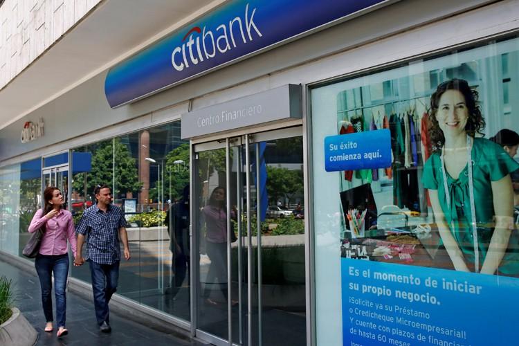 Citibank «dit que d'ici trente jours elle va... (PHOTO REUTERS)