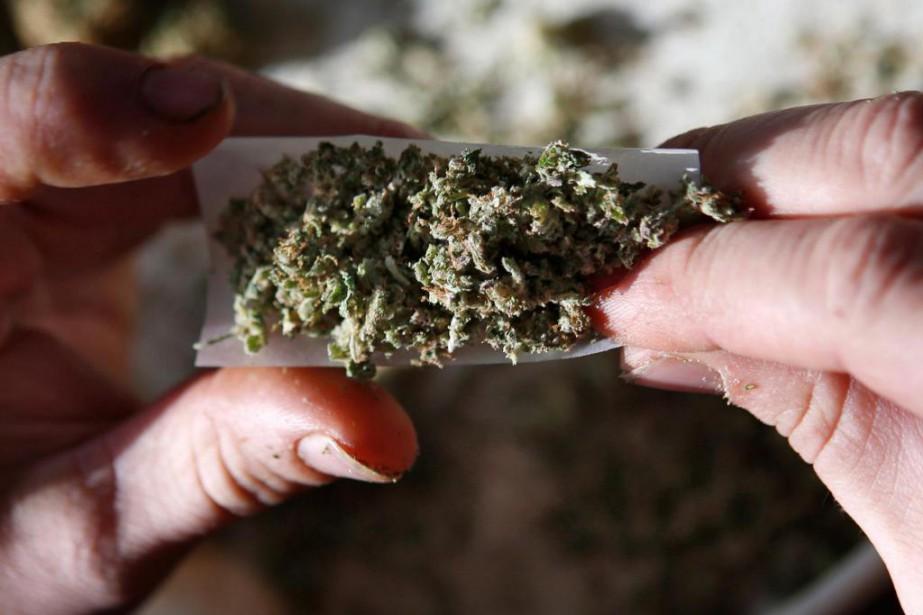 Le recours à la marijuana médicale a aussi... (PHOTO ARCHIVES LA PRESSE CANADIENNE)