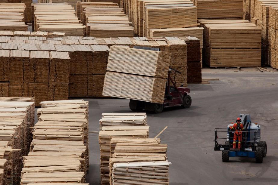 Le débat sur le libre-échange entre... (PhotoDavid Ryder, archives Bloomberg)