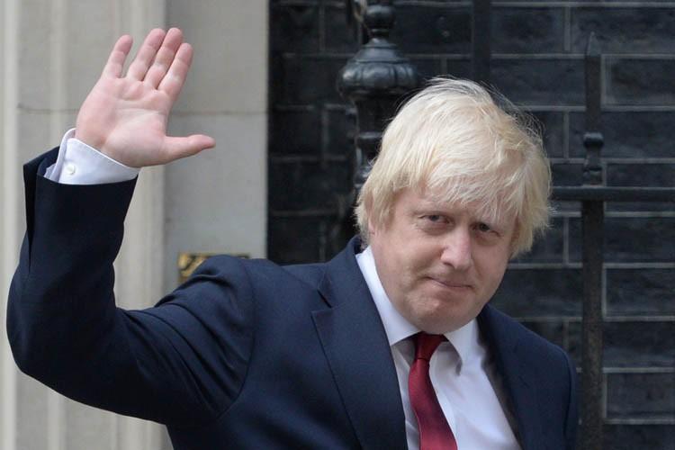 Le principal meneur des pro-Brexit pendant la campagne... (PHOTO AFP)